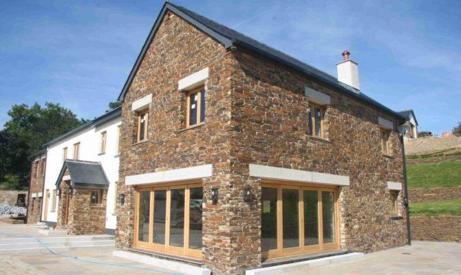 Cornish Stone House