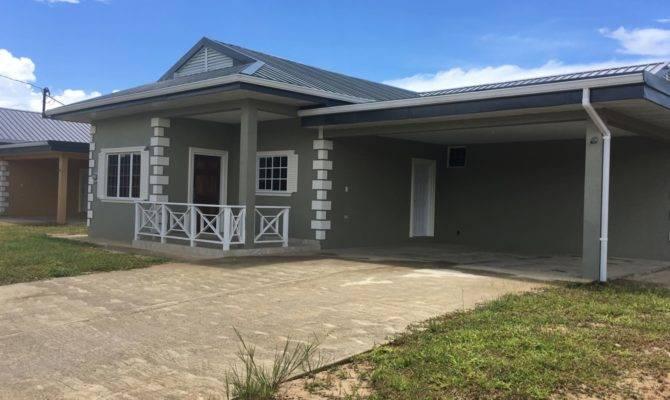 Cost House Plans Trinidad Tobago