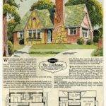 Cotswold Cottage House Plans