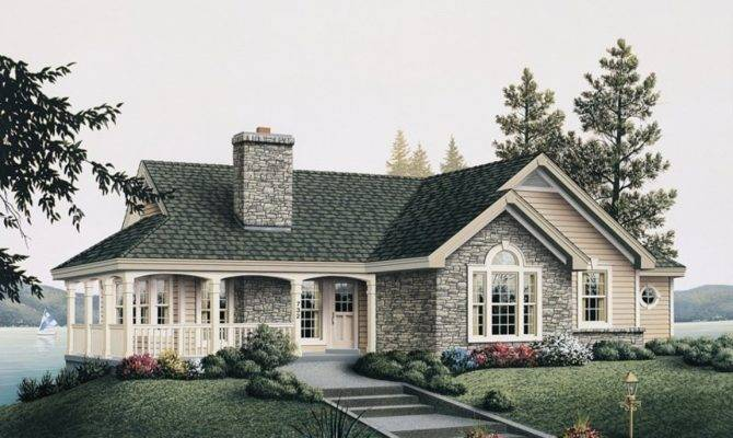 Cottage Bedrooms Amazing Ranch House Plans