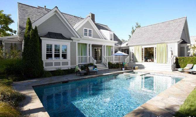 Cottage Charming Pool House Weekend Dreaming Inspired