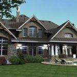 Cottage Craftsman European Tuscan House Plan