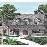Cottage Hill Cape Cod Style Home Plan House Plans More