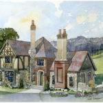 Cottage Home Designs English Tudor House Plans
