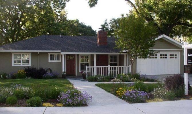 Cottage House Paint Colors Curb Appeal Exterior Color More