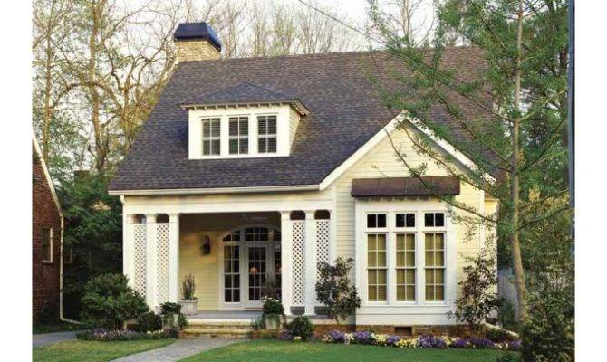 Cottage House Plan Cotton Hill Southern Living