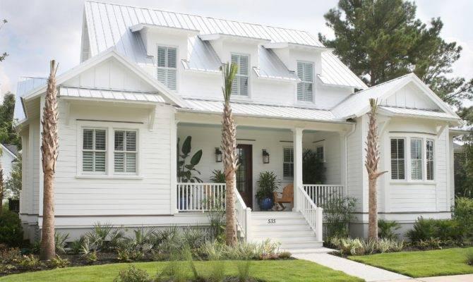 Cottage House Plans Flatfish Island Designs Coastal Home