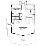 Cottage House Plans Narrow Lots