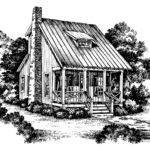 Cottage House Plans Square Foot Loft