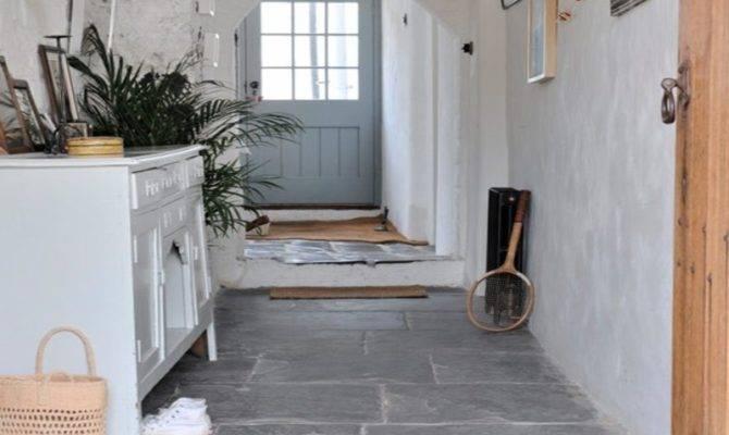 Cottage Kitchen Floor Tiles Country Kitchens Stone
