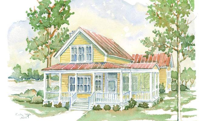 Cottage Living House Plans Know Love Southern