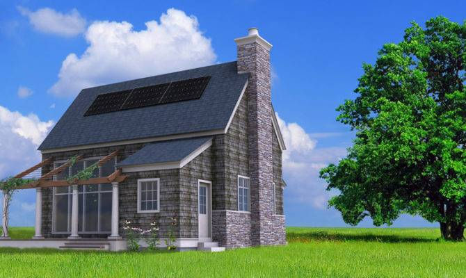 Cottage Plans Taken Step Further Sips Kits Cabin Home