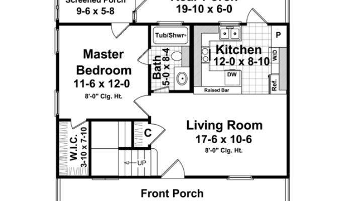 Cottage Plans Under Square Feet Woodworktips