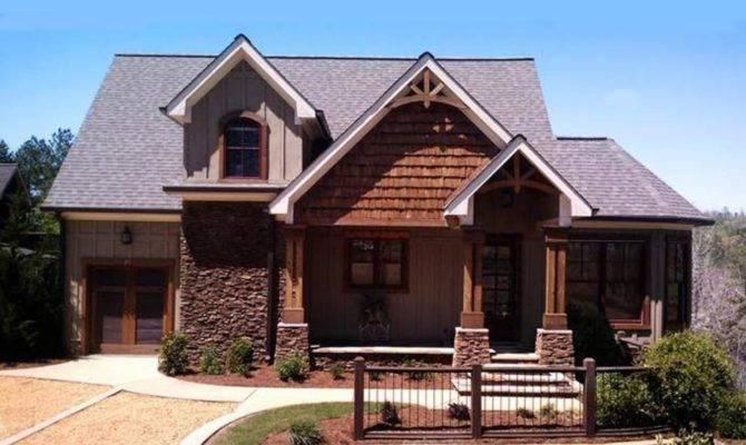 Cottage Style House Plans Porches