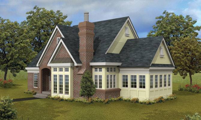 Cottage Style House Plans Small