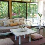 Cottage Style Sunrooms Decorating Design Ideas Interior