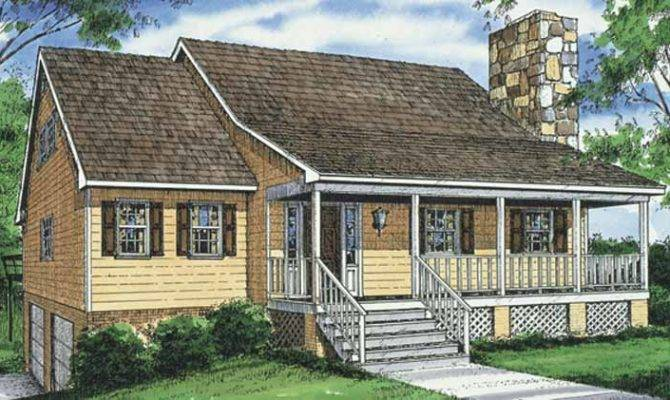 Cottage Suits Small Lot