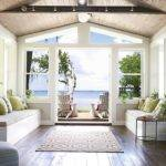 Cottage Sunroom Home Sweet Pinterest