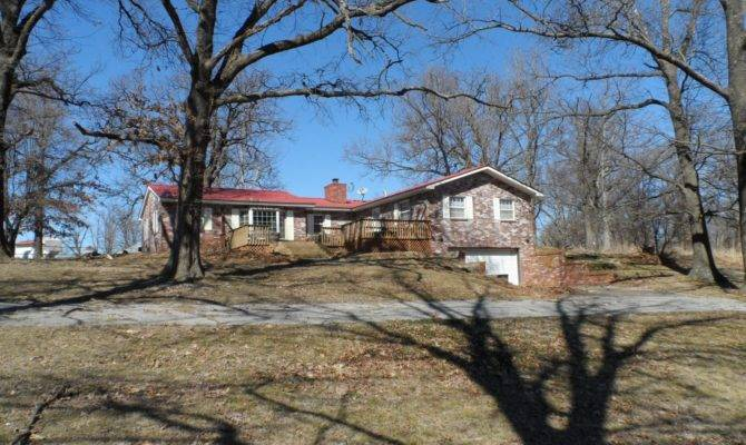 Country Brick Home Acreage