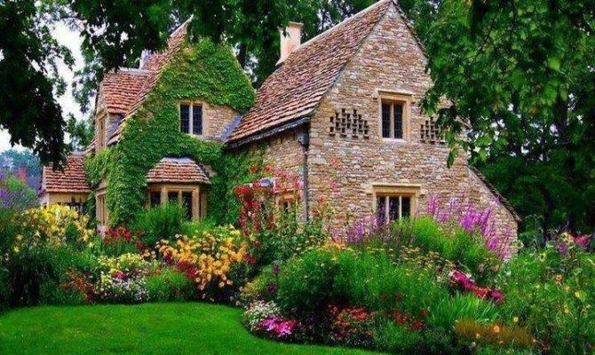 Country Brick Home Dream Pinterest