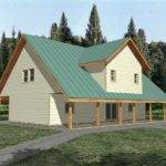 Country Concrete Block Icf Design House Plans Home