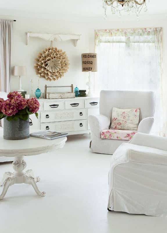 Country Cottage Chic Decor Blog