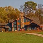 Country Farm House Farmhouses Pinterest