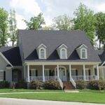 Country Farm House Plans Over