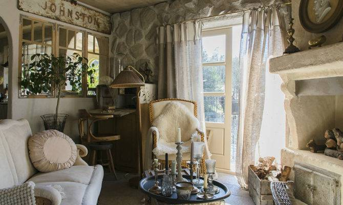 Country Homes Home Interiors Classic Provence Style House Modern