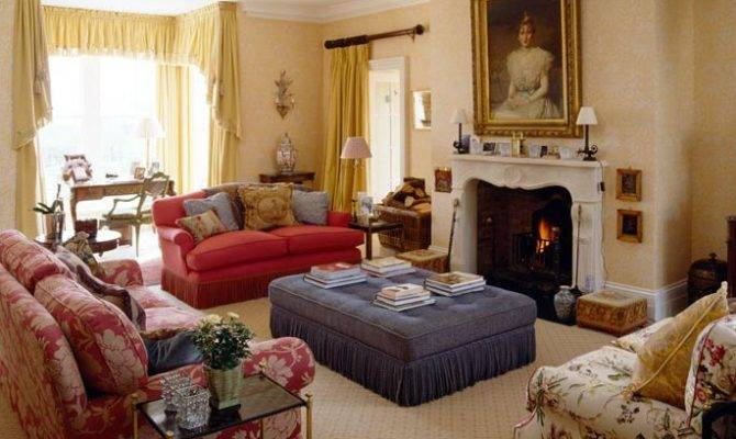 Country House Interior Redesign Mark Gillette English