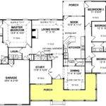 Country House Plan Bedrooms Bath