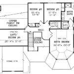 Country House Plan Second Floor Plans More