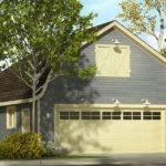 Country House Plans Garage Attic Associated Designs