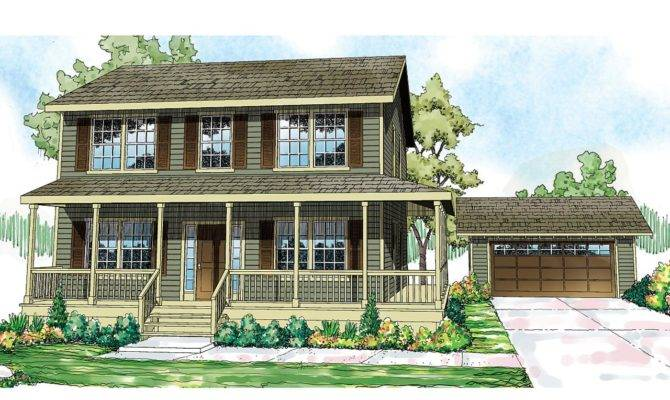 Country House Plans Pine Hill Associated Designs