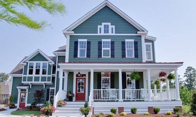 Country House Plans Two Story Luxury Home Plan