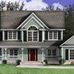 Country Style Homes English