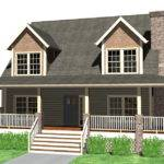 Country Style Homes House Plan