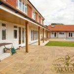 Country Style House Extension Sussex Oakmasters