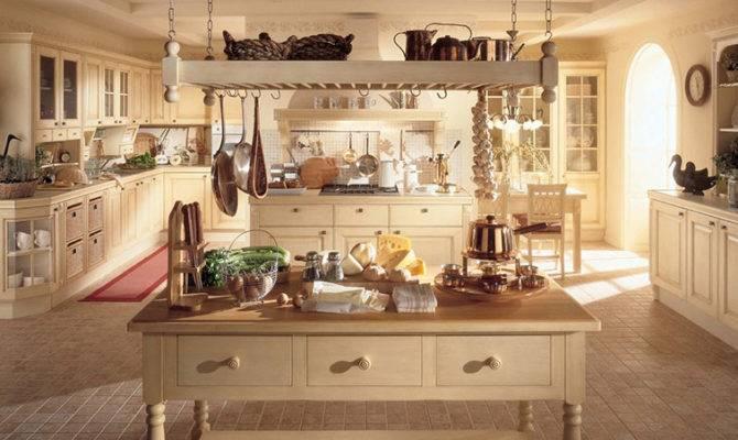 Country Style Kitchen Interior Deniz Homedeniz Home