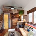 Couple Backyard Rustic Modern Reclaimed Diy Tiny House