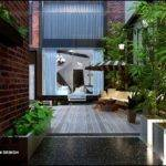 Courtyard Deck Interior Design Ideas