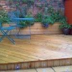 Courtyard Garden Decked Clipgoo