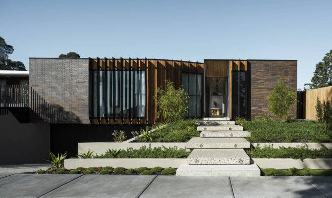 Courtyard House Figr Architecture Design
