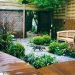 Courtyard Landscape Ideas