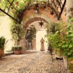 Courtyard Mexico Mexican Pinterest