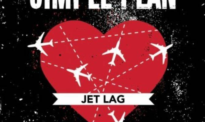 Cover World Mania Simple Plan Jet Lag Official Single