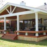 Covered Deck Designs Homesfeed