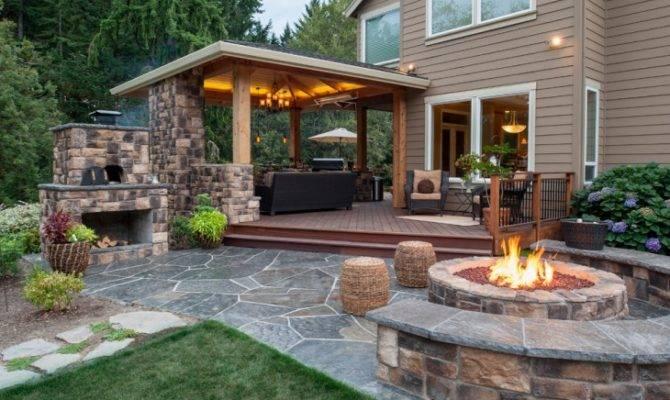 Covered Deck Designs Ideas Design Trends Premium