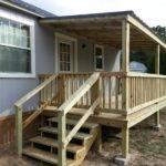 Covered Decks Simple Deck Designs