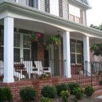 Covered Front Porch Designs